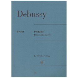 Debussy. Preludios para...