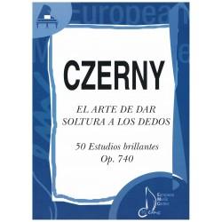 Czerny. El Arte de Dar...