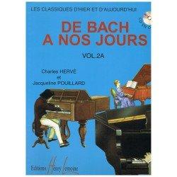 Hervé/Pouillard. De Bach a...