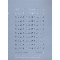 Bartok, Bela Mikrokosmos Vol.4