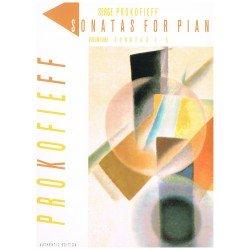Prokofieff. Sonatas para...