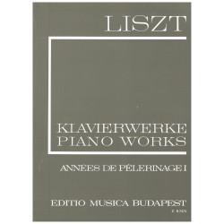 Liszt. Años de Peregrinaje...