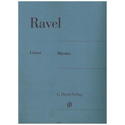 Ravel. Miroirs (Piano)....