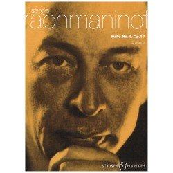Rachmaninoff. Suite nº2...
