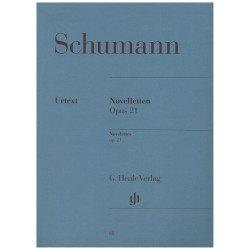 Schumann. Noveletas Op.21...