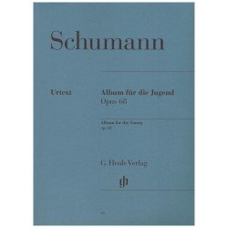 Schumann. Album para la...