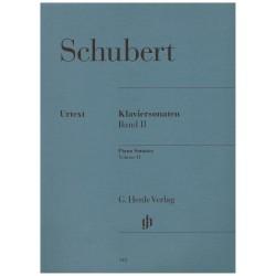 Schubert. Sonatas Para...