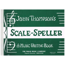 Thompson. Scale Speller. A...