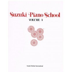 Suzuki Piano School Vol.4....