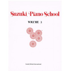 Suzuki Piano School Vol.3....