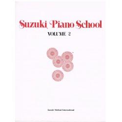 Suzuki Piano School Vol.2....