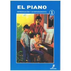 Molina, Emilio. El Piano....