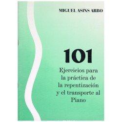 Asins Arbó. 101 Ejercicios...
