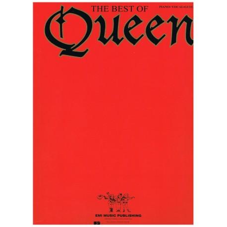 Queen. The Best of (Piano/Vocal/Guitarra). Hal Leonard