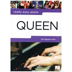 Queen. Really Easy Piano....