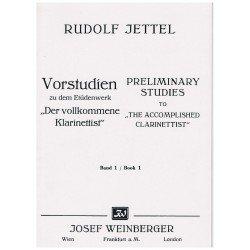Jettel, Rudolph. Estudios...