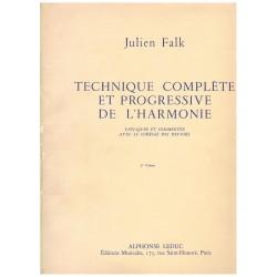 Falk, Julien. Technique...