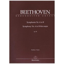 Beethoven. Sinfonía nº4 en...
