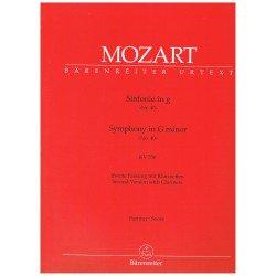 Mozart. Sinfonía nº40 en...