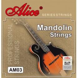 Juego Cuerdas Mandolina AM03