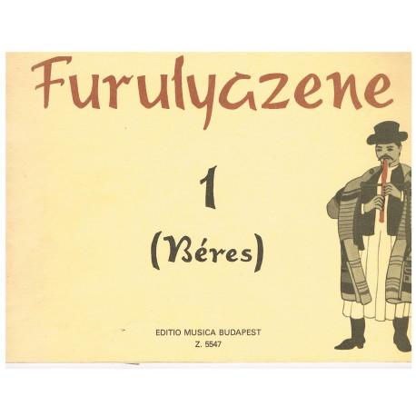 Béres, Janos. Furulyazene (Música para Flauta Dulce). Editio Música Budapest