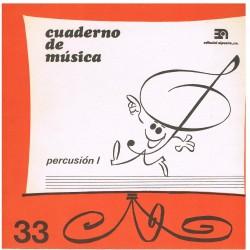 Varios. Cuaderno de Música....