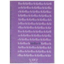 Bach, J.S. Aria nº3, 2º...