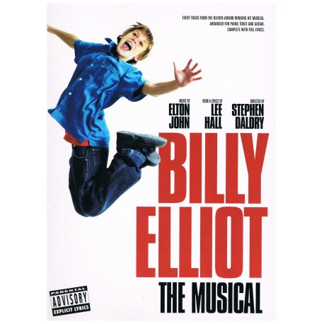 Elton John/Lee Hall. Billy Elliot. The Musical (Piano/Voz/Guitarra). Wise