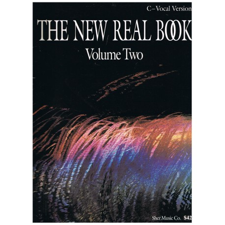 Varios. The New Real Book Vol.2 (C-Vocal Version). Sher Music