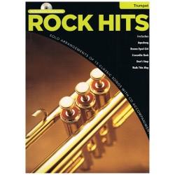 Varios. Rock Hits Trumpet...