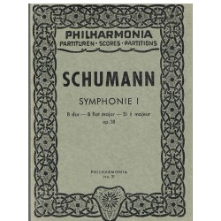 Schumann. Sinfonía Nº1 Sib...
