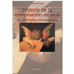 Kuhn, Clemens. Historia de...