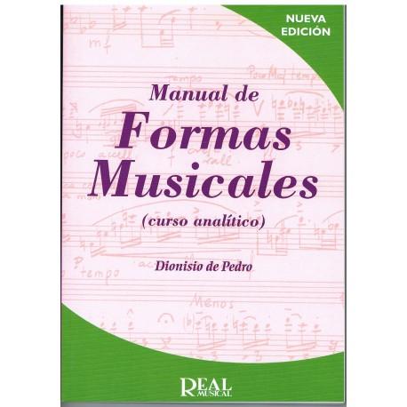 De Pedro, Dionisio. Manual de Formas Musicales (2006). Real Musical