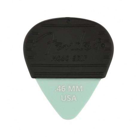 Fender Mojo Grip Picks, Dura-Tone Delrin .46, 3-Pack