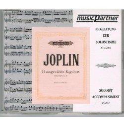 Joplin, Scott. 14 Ragtimes...