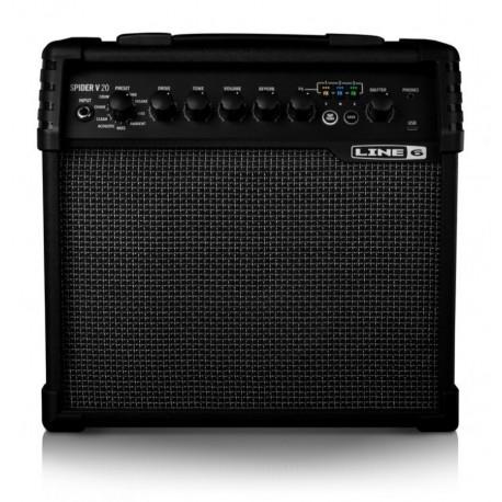 Line 6 Spider V 20 Guitar Amp