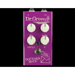 DOCTORS NOTE Dr. Green Envelope Filter