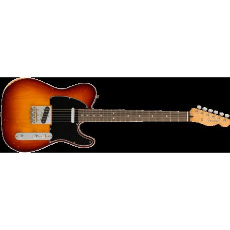 Fender Jason Isbell Custom Telecaster®, Rosewood, 3-color Chocolate Burst