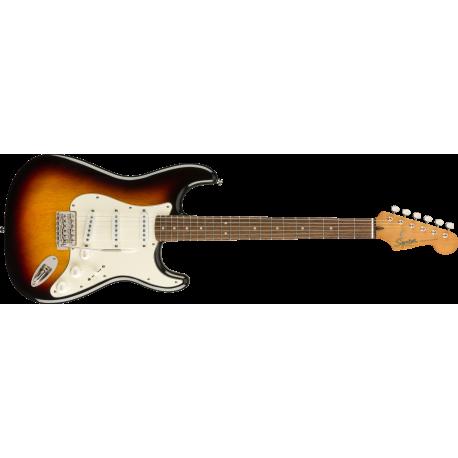 Squier Classic Vibe '60s Stratocaster®, Laurel Fingerboard, 3-Color Sunburst
