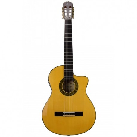 Guitarra Raimundo 636E Flamenco Estrecha