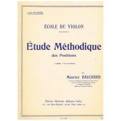 Hauchard, Maurice. Ecole du...