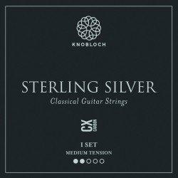 KNOBLOCH STERLING SILVER CX...