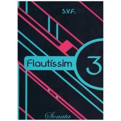 Varios. Flautissim Vol.3...