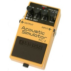 Boss Acoustic Simulator AC-2