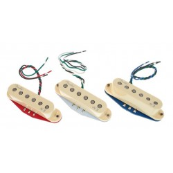 Fender N3 Noiseless Stratocaster Pickup Set