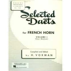 Varios. Selected Duets Vol.1 (2 Trompas)
