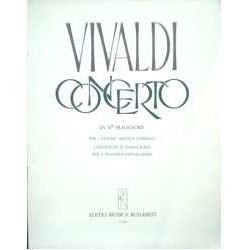 Vivaldi, Ant Concierto en Sib Mayor (2 Violines y Piano)