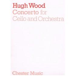 Wood, Hugh. Concierto para...