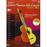 LEIVA LIBRO METODO GUITARRA FLAMENCO COMPAS V2+CD