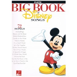 DISNEY W.- BIGBOOK 72 CANCIONES PARA FLAUTA